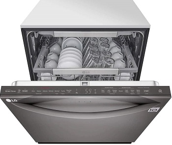 Best Of Best Black Stainless Steel Dishwasher