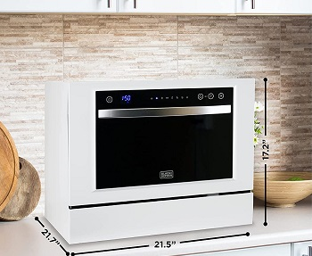 Best Of Best Compact Dishwasher
