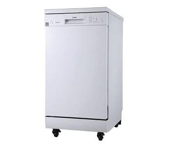 Best On Wheels 18 Inch Dishwasher