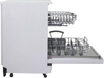 Best On Wheels Under Counter Dishwasher