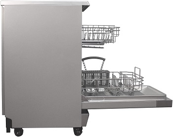 Best Portable Narrow Dishwasher