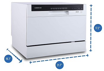 Best Professional Portable Countertop Dishwasher