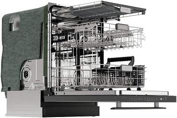 Best Quiet Dishwasher With 3rd Rack