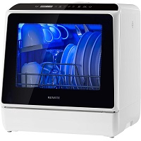 Best Quiet Portable Countertop Dishwasher Rundown