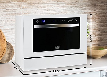 Best Small Portable Dishwasher
