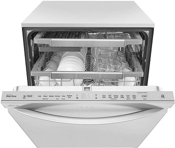 Best Stainless Steel Dishwasher With 3rd Rack