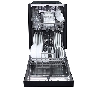 Best With Steel Tub Black Stainless Dishwasher