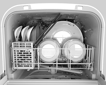 Best With Water Tank Tabletop Dishwasher