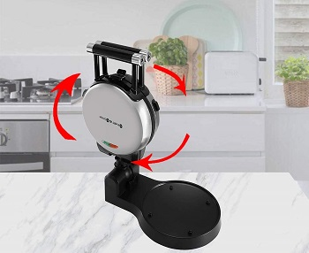 Best 4 Slice Waffle Maker With Removable Plates