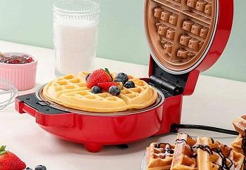 Best Belgian Mini Waffle Maker