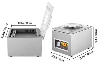 Best Chamber Commercial Vacuum Sealer