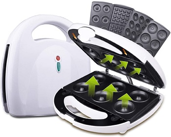 Best Classic Waffle Maker With Removable Plates
