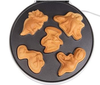 Best Dinosaur Mini Waffle Maker