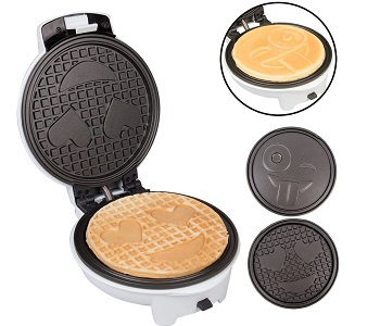 Best Electric Waffle Iron With Removable Plates