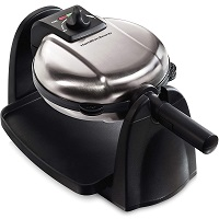 Best Flip Waffle Maker With Removable Plates Rundown