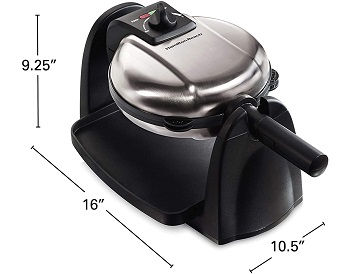 Best Flip Waffle Maker With Removable Plates