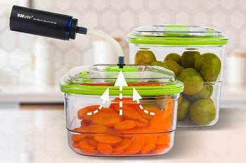 Best Glass Jar Vacuum Food Sealer