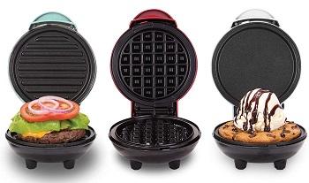 Best Griddle Mini Waffle Maker