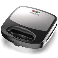 Best Grill Waffle Maker With Removable Plates Rundown