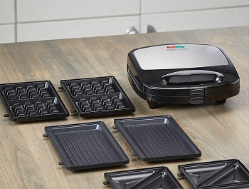 Best Grill Waffle Maker With Removable Plates