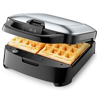 Best Home Waffle Maker With Removable Plates Rundown