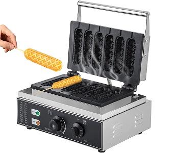 Best Hot Dog Commercial Waffle Maker