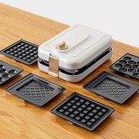 Best Mini Waffle Maker With Removable Plates Rundown