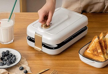 Best Mini Waffle Maker With Removable Plates