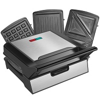 Best Non-Stick Waffle Maker With Removable Plates Rundown