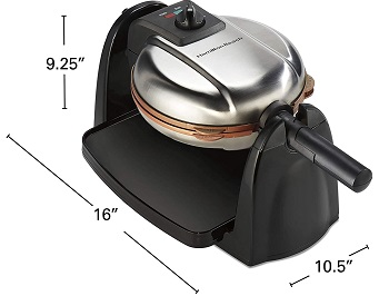 Best Non-Toxic Waffle Maker With Removable Plates