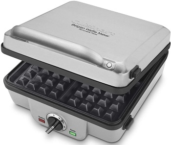 Best Of Best Waffle Iron With Removable Plates