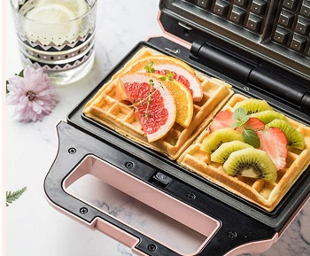 Best Pink Mini Waffle Maker