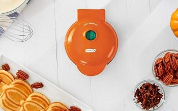Best Pumpkin Mini Waffle Maker