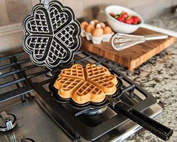 Best Stovetop Waffle Pan