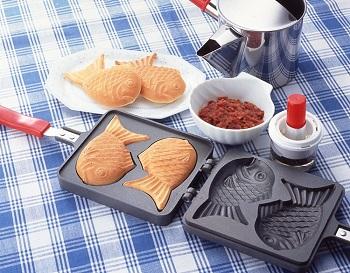 Best Taiyaki Cast Iron Waffle Maker