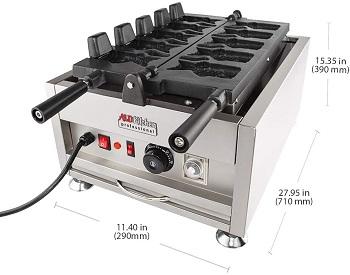 Best Taiyaki Commercial Waffle Maker